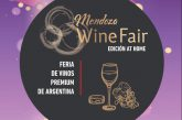 "Llega la edición de Mendoza Wine Fair ""AT HOME"" y ""A LA CARTA"""